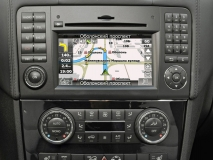 GPS навигация Mercedes-Benz ML-класс W164 (2005-2011)