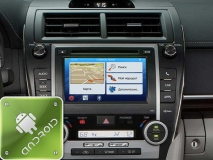 GPS навигация Toyota Camry XV50 (2011-2014) (Android)