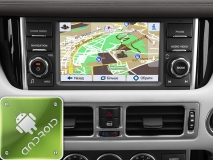 GPS навигация Land Rover - Range Rover (2010-2013) (Android)