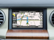 GPS навигация Land Rover Discovery (2006-2014)