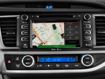 GPS навигация Toyota Highlander 2015-2018 (Android)