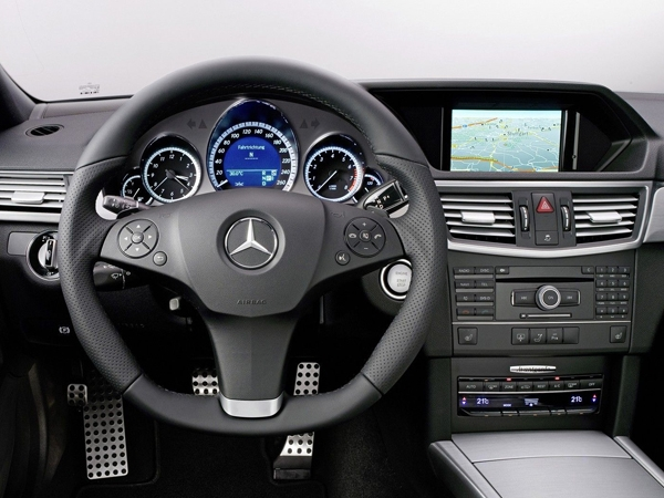 Навигация для Mercedes E W212