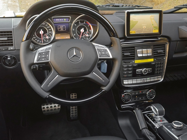 Android Mercedes G W463