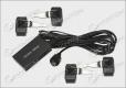 Cистема контроля давления и температуры в шинах TPMS